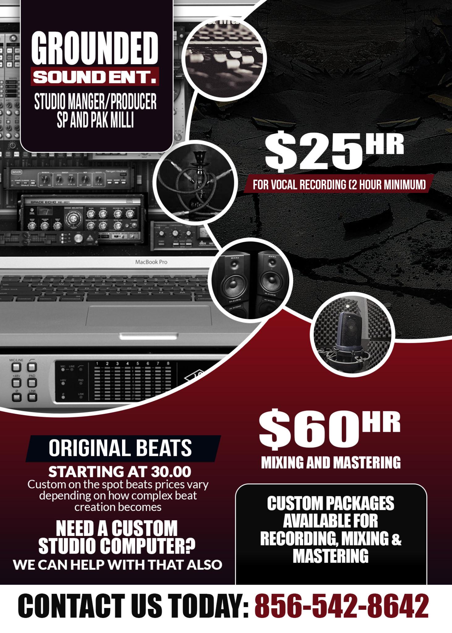 Ground Sound Studio MixtapeCoversnet