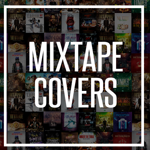 mixtape cover design services
