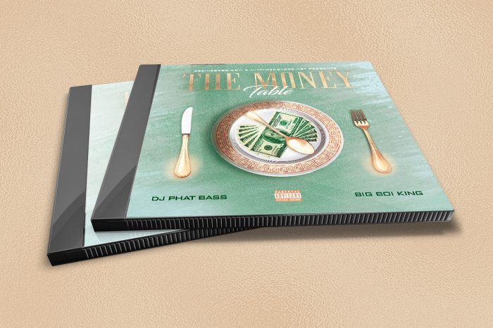 The Money Table Mixtape Cover Template