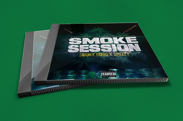 Smoke Sessions Mixtape Cover Template 1