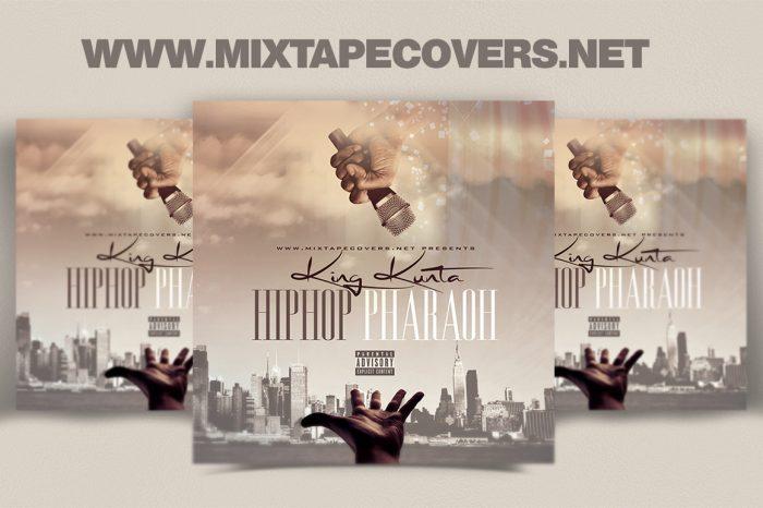 Hip Hop Pharaoh album Cover Template album cover album cover